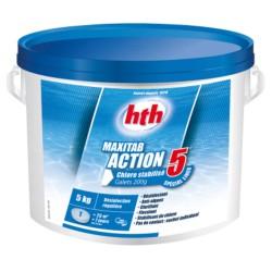 HTH ACTION 5 SPECIAL LINER 250G 5KG