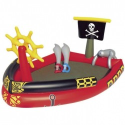Aire de jeux pirate